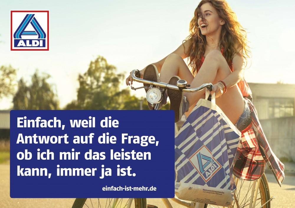 02_ALDI Nord_Einfach_ist_mehr_Kampagnenmotiv_Fahrrad